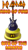 Def Leppard Ring of Fire